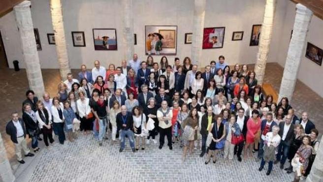 Participantes en las Jornadas de Servicios Universitarios de Empleo.