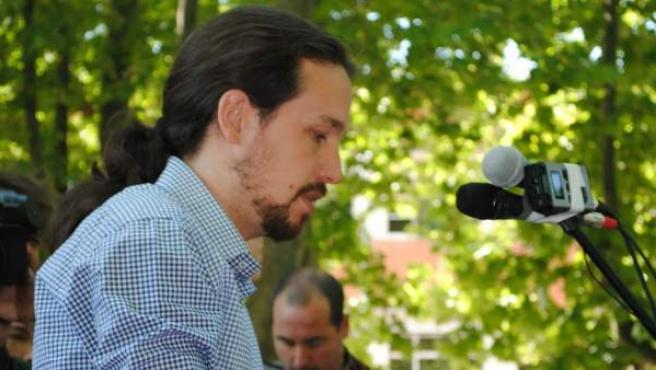 Discurso de Pablo Iglesias en el primer encuentro de Podemos con la ciudadanía llevado a cabo en la Facultad de Filosofía de la Universidad Complutense de Madrid.