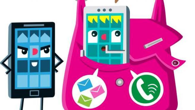 Algunas aplicaciones pueden convertir tu móvil en un espía involuntario.