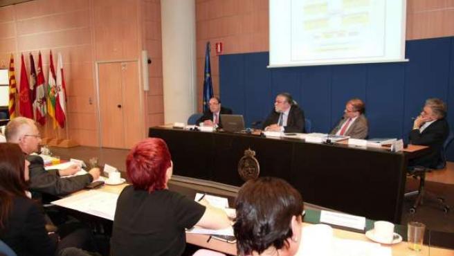 La CHE recibe a un grupo de autoridades y especialistas de Polonia