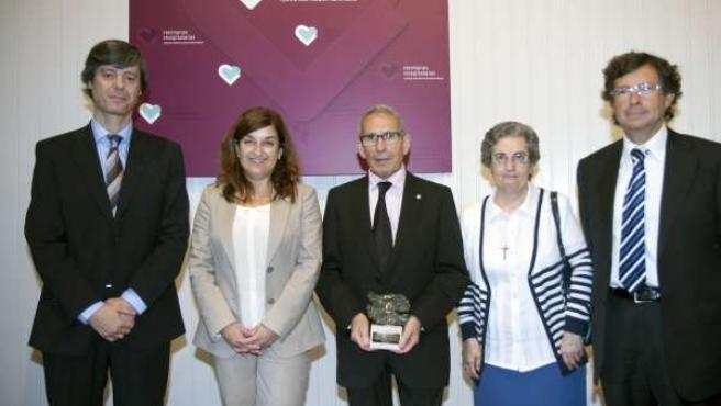 Entrega I Premio de Salud Mental Padre Menni