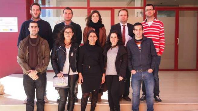Expertos de las universidades de Huelva y Málaga células tumorales.