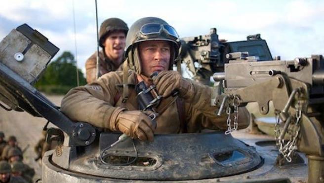 Tráiler de 'Fury': súbete al tanque de Brad Pitt