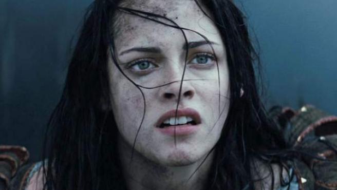 Kristen Stewart, en una imagen de 'Blancanieves y la leyenda del cazador'.