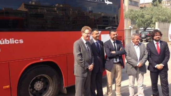 Bus de Terres de l'Ebre a Barcelona que conectará con la T1 de El Prat en verano