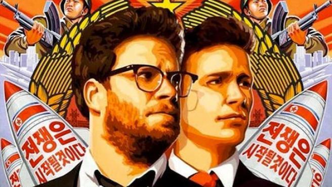 Corea del Norte acusa a James Franco y Seth Rogen de terrorismo