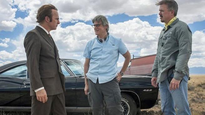 'Better Call Saul': Primera foto del 'spin-off' de 'Breaking Bad'