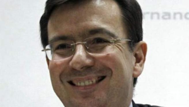 Fotografía de archivo, tomada el 6 de marzo de 2014, del hasta ahora presidente del Instituto de Crédito Oficial (ICO), Román Escolano.