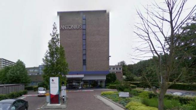 Residencia Antonius IJsselmonde, del centro de salud Laurens, en Rotterdam donde falleció el anciano.