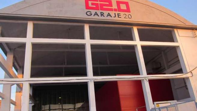 Garage 2.0 En Cáceres