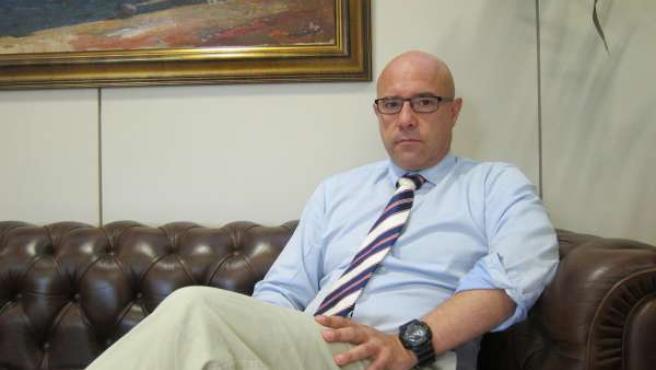 El presidente de la APB, Alberto Pons