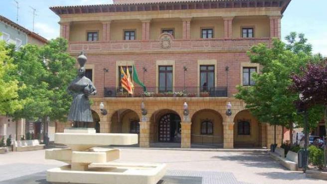 Ayuntamiento De Fraga (Huesca)