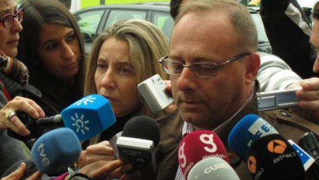 Los Padres De Marta Del Castillo, Eva Casanueva Y Antonio Del Castillo