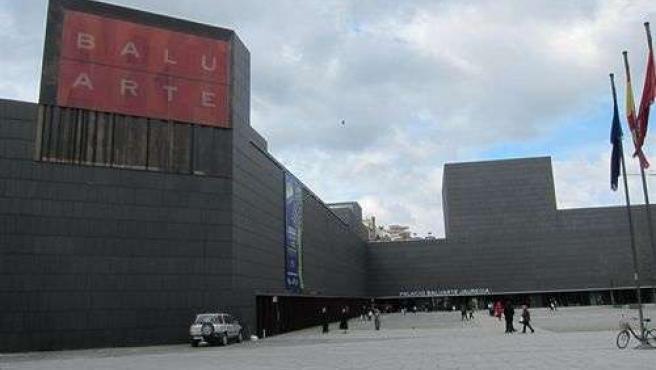 Auditorio Baluarte de Pamplona
