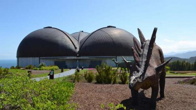 Muja, Museo Jurásico de Asturias II