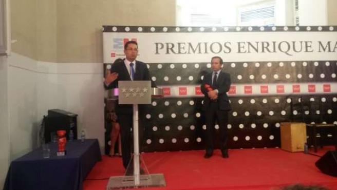 Francisco Pomares, Soliva, premio Enrique Maya, Mediación