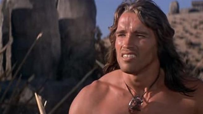 Vídeo del día: La furia 'gaseosa' de Schwarzenegger