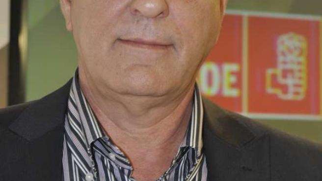 El diputado José Ramón Ibáñez