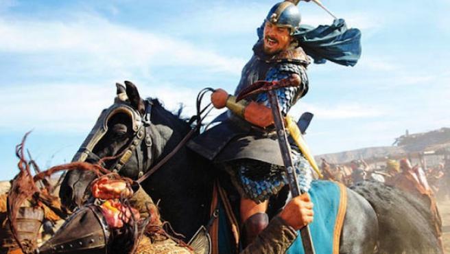 'Exodus: Gods and Kings': Nuevas imágenes de Christian Bale como Moisés