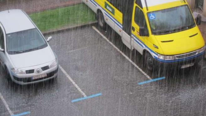 Se esperan lluvias intensas
