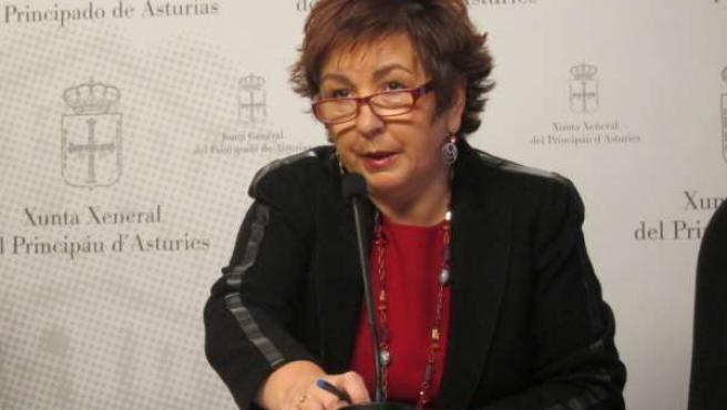 Pilar Alonso.