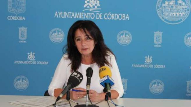 La portavoz municipal del PP, Ana Tamayo