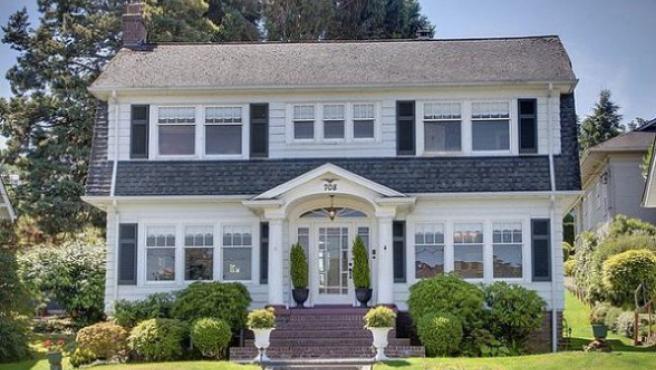 Se vende la casa de 'Twin Peaks'