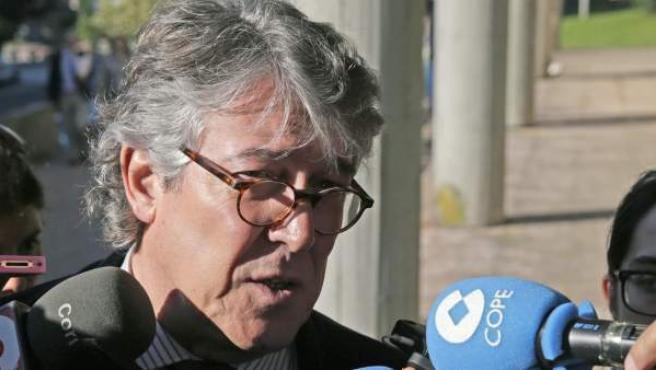 José Luis Gutiérrez Aranguren, el abogado de Rosario Porto