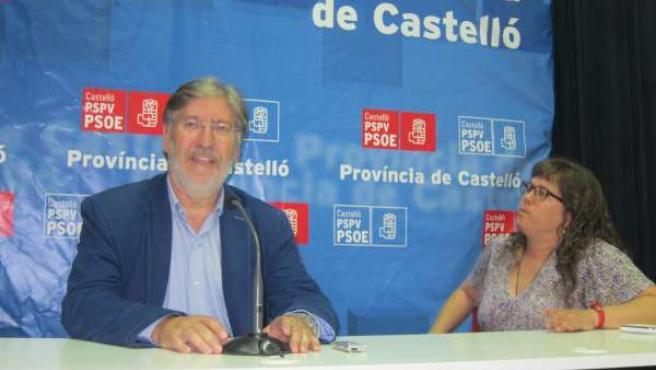 Pérez Tapias en Castellón
