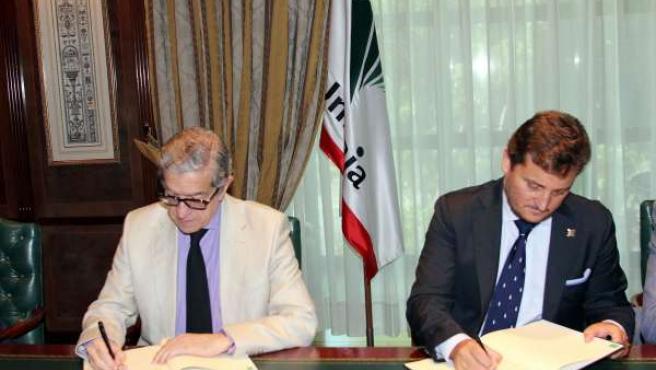Acuerdo entre Unicaja y la Agrupación de Cofradías