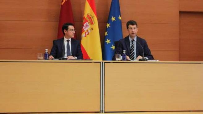 José Gabriel Ruiz y Juan Carlos Ruiz