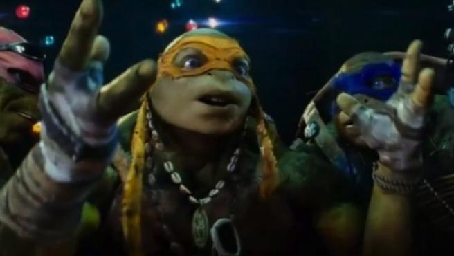 'Ninja Turtles': Pósters en movimiento de las tortugas