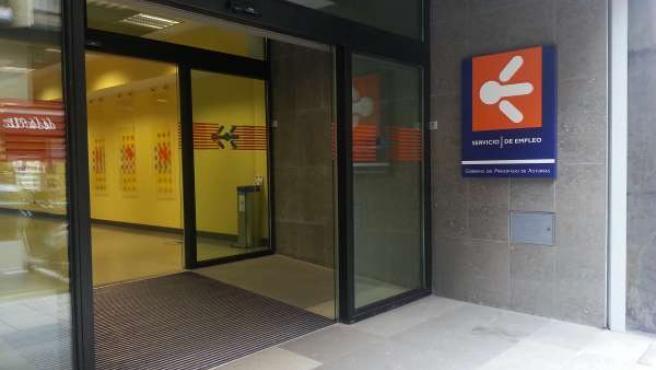 Servicio público de Empleo de Asturias, Paro