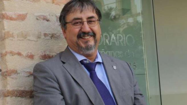 Francisco Jiménez, nuevo alcalde de archidona (IU) 2014 sustituye anterior tb IU