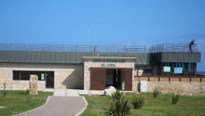Batería de San Pedro, Centro de Interpretación del Litoral