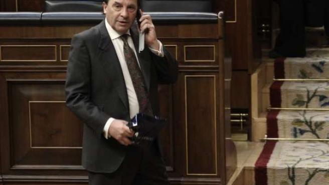 Vicente Martínez Pujalte, diputado del PP