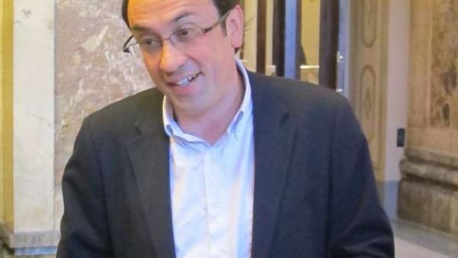 Josep Rull, secretario de Organización de CDC
