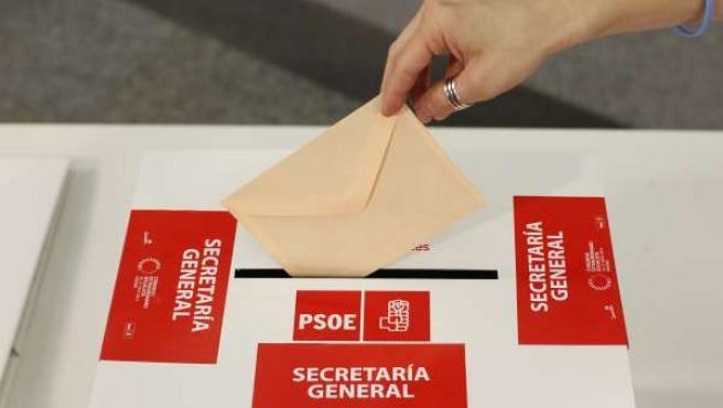Elecciones secretaría general del PSOE