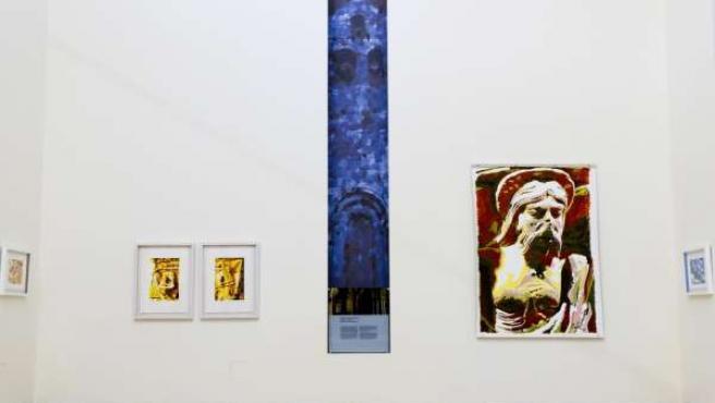 Exposición de grabados inspirados en el Románico