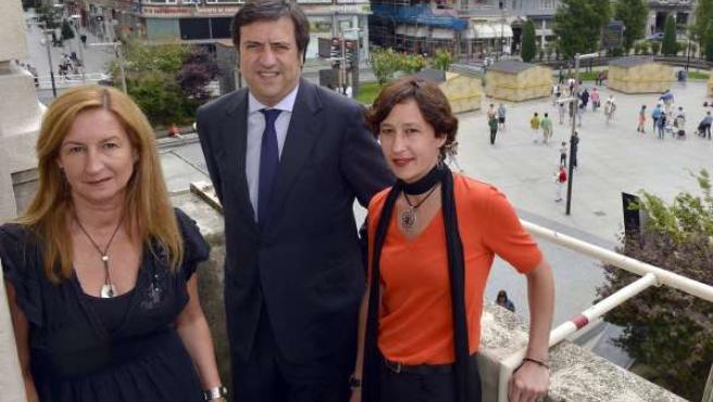 Acuerdo entre el Ayuntamiento de Santander, BBVA y ATA