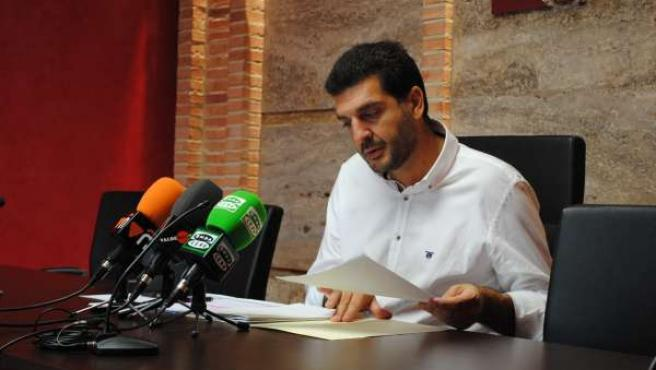 Manuel Martínez López, PSOE Valdepeñas