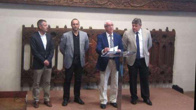 Junta promueve hasta 10 millones de euros en avales para el audiovisual