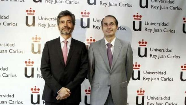 Lesmes en los cursos de Verano de la Universidad Rey Juan Carlos