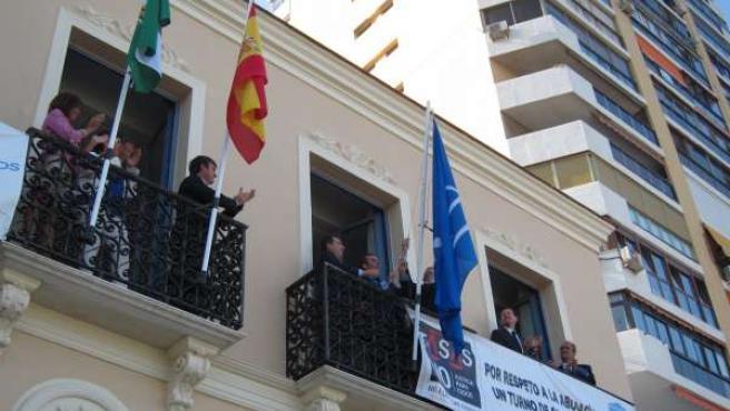 Día de la Justicia Gratuita 2014 abogados Málaga