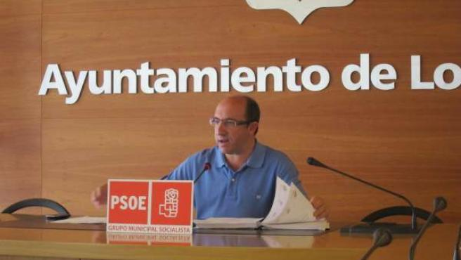 Vicente Urquía habla sobre la venta del suelo del PERI ferrocarril