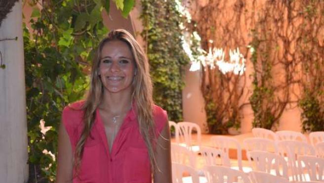 La mediadora profesional Paloma Alés