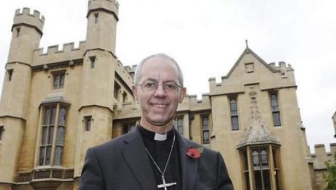 Nuevo arzobispo de Canterbury, Justin Welby.