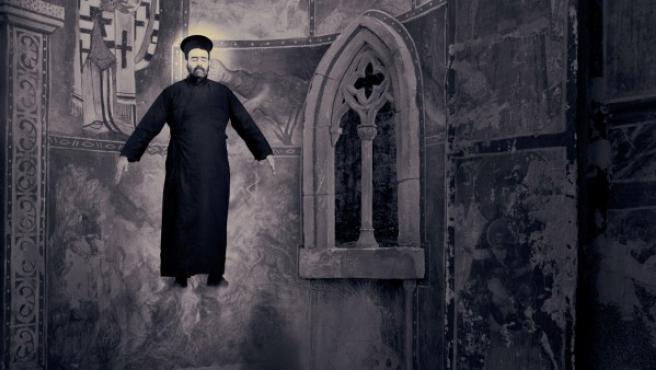 """Fontcuberta realizó la serie """"Milagros & Co"""" para narrar el viaje a un monasterio de Finlandia donde los monjes son capaces de hacer milagros"""