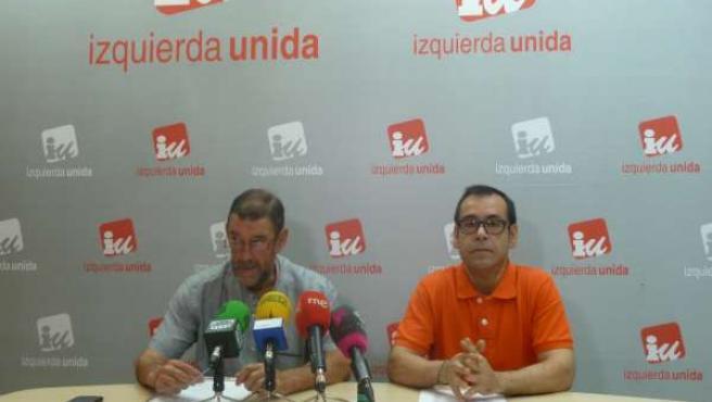 IU Toledo Crespo y Ávila llamamiento movilización