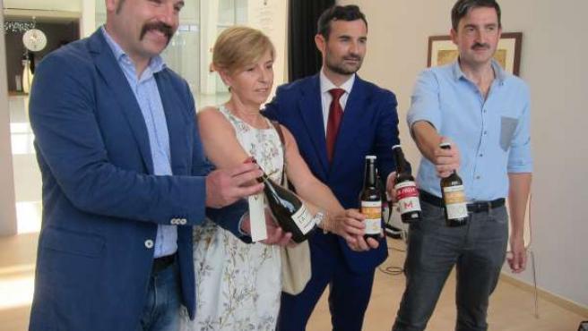Presentación de Cervezas La Salve en Bilbao